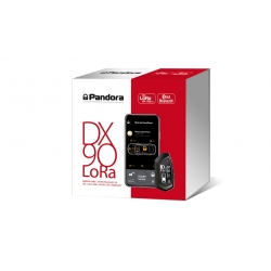 Pandora DX 90 Lora автосигнализация