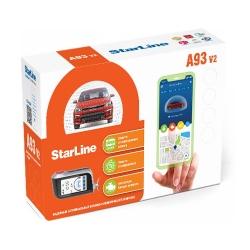 StarLine A93 v2 автосигнализация