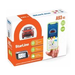 StarLine A93 v2 2CAN+2LIN ECO автосигнализация