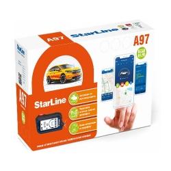 StarLine A97 BT автосигнализация