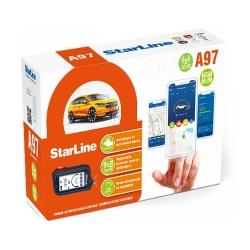 StarLine A97 BT GSM автосигнализация