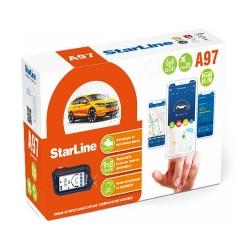 StarLine A97 BT GSM-GPS автосигнализация
