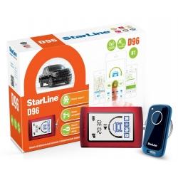 StarLine D96 BT 2CAN+2LIN GSM/GPS автосигнализация