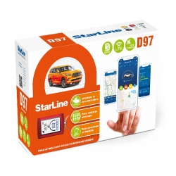StarLine D97 2SIM LTE GPS автосигнализация