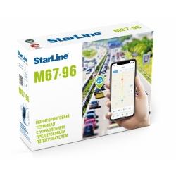 StarLine M67-96 мониторинговый комплекс