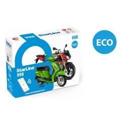StarLine Moto V66 ECO мотосигнализация