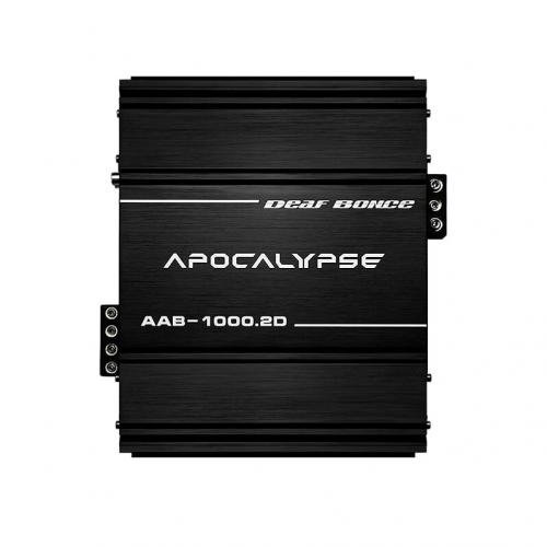 Alphard Deaf Bonce Apocalypse AAB-1000.2D усилитель