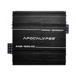 Alphard Deaf Bonce Apocalypse AAB-500.4D усилитель