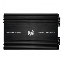 Alphard Machete MA-1600.1D усилитель