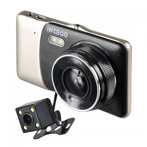 Intego VX-395DUAL видеорегистратор