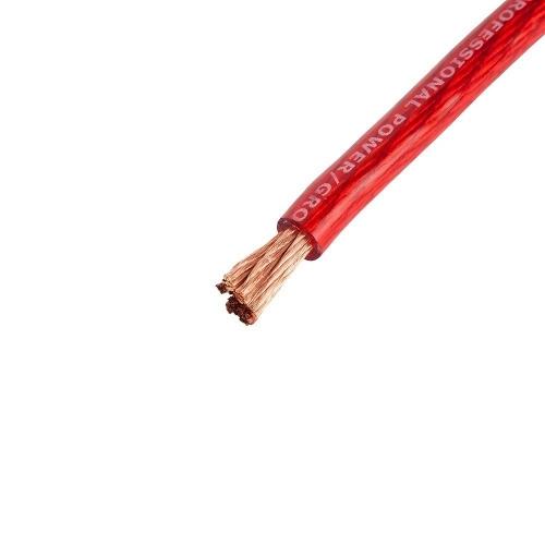 Kicx PPC 430R 4AWG медь