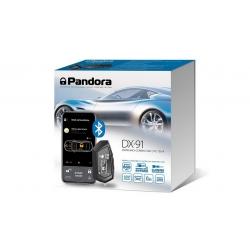 Pandora DX 91 автосигнализация