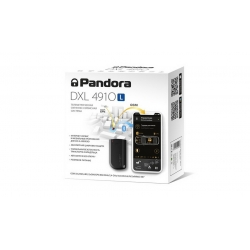 Pandora DXL 4910L автосигнализация