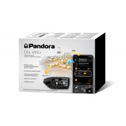 Pandora DXL 4950 автосигнализация