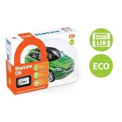 StarLine E96 ECO автосигнализация