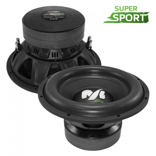 Alphard Machete Super Sport M12 D1 сабвуфер 1+1 OHM