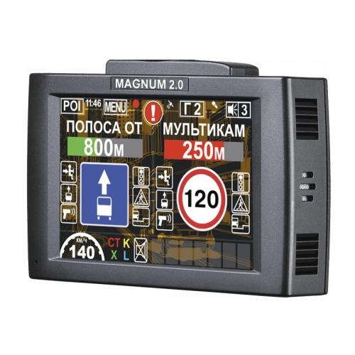 Intego Magnum 2.0 видеорегистратор с радар-детектором