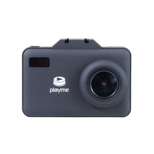 Playme P550 Tetra видеорегистратор c радар-детектором