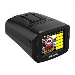 Sho-Me Combo №3 iCatch видеорегистратор с радар-детектором