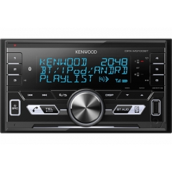 Kenwood DPX-M3100BT автомагнитола