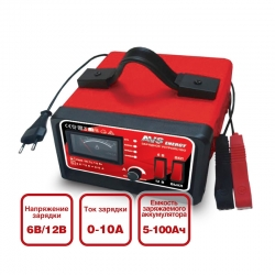AVS BT-6025 зарядное устройство