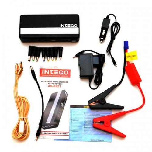 Intego AS-0221 пуско-зарядное устройство