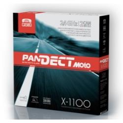 Pandect X-1100 мотосигнализация