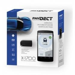 Pandect X-1700 автосигнализация