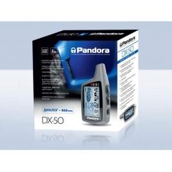 Pandora DX 50B автосигнализация