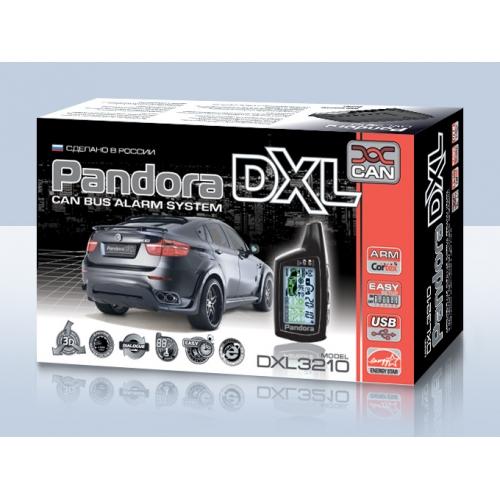 Pandora DXL 3210i автосигнализация