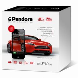 Pandora DXL 3910 PRO автосигнализация