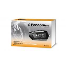 Pandora MOTO DX 42 мотосигнализация