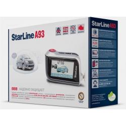 StarLine A93 автосигнализация