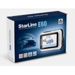 StarLine E60 автосигнализация