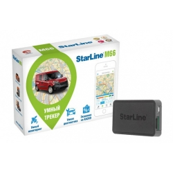 StarLine M66S GPS-трекер