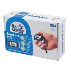StarLine Moto V63 мотосигнализация