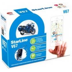 StarLine Moto V67 мотосигнализация