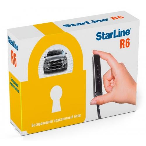 StarLine R6 реле блокировки