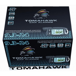 Tomahawk 9.3 Dialog 24v автосигнализация