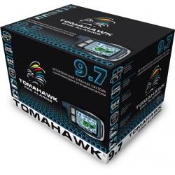 Tomahawk 9.7 автосигнализация