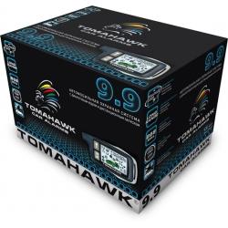 Tomahawk 9.9 автосигнализация