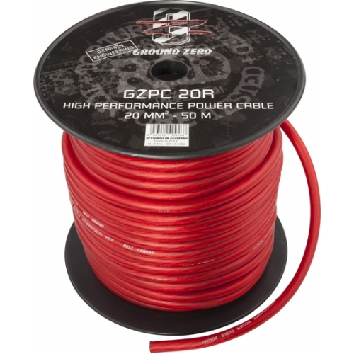 Ground Zero GZPC 20 кабель