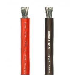 Daxx P01+ (красный 0-1Ga-1m) кабель