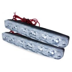 AVS DL-6A (2,4W, 6 светодиодов х 2шт)