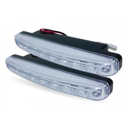 AVS DL-8S (2,4W, 8 светодиодов х 2шт)