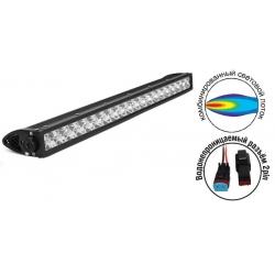 AVS Light CL-1715B (100W) фара + провода WR-01