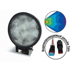 AVS Light FL-1205 (18W) фара