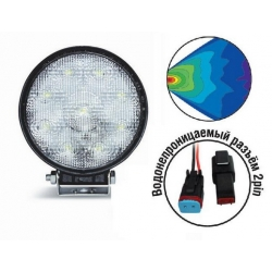 AVS Light FL-1206 (27W) фара