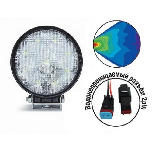 AVS Light FL-1206 (27W) фара