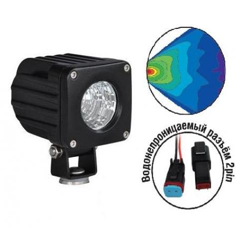 AVS Light FL-1410 (10W) фара